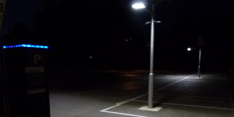 Carpark Lighting