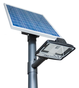 low voltage level solar lighting
