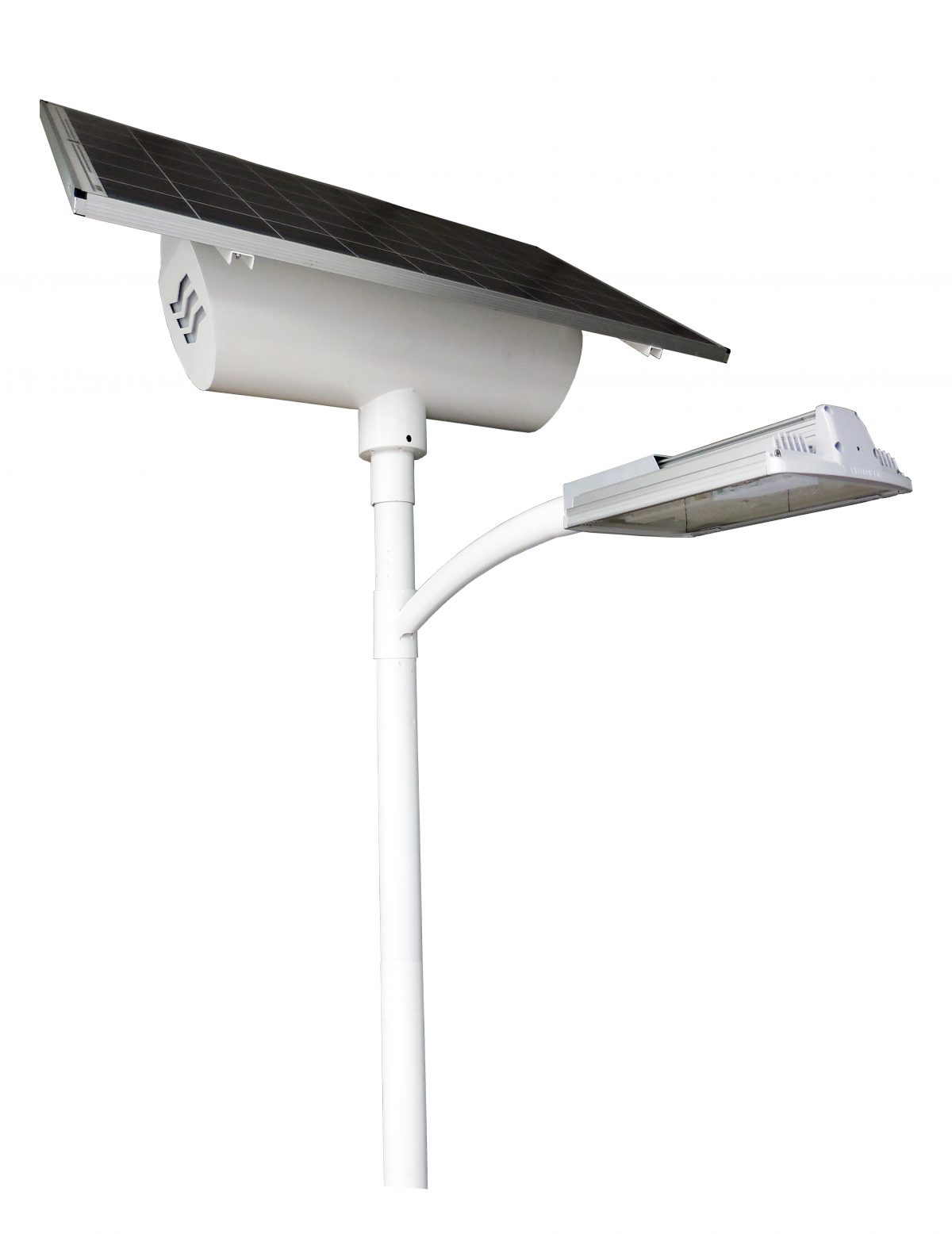 30w multi-directional solar lighting system